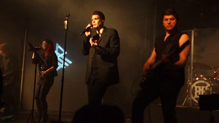 Blutengel - You Walk Away [HD], Mannheim, 06.05.17