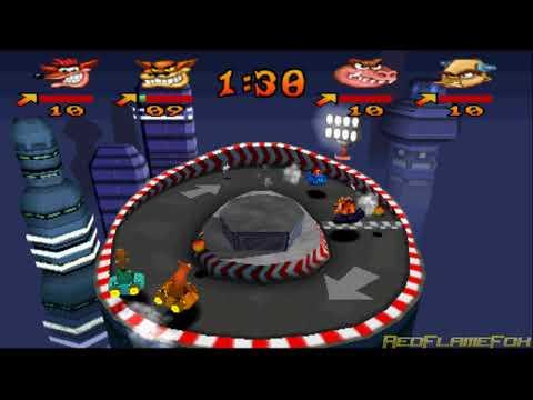 Crash Bandicoot Carnival (Japan) ISO < PSX ISOs | Emuparadise