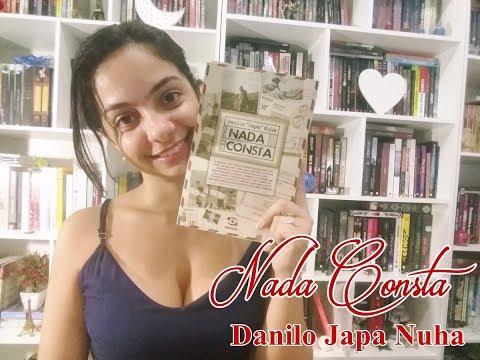 Nada Consta - Danilo Japa Nuha