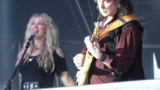 RITCHIE BLACKMORE'S RAINBOW   Man On The Silver Mountain [Sweden Rock Festival 8.6.2019]