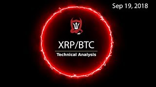 Ripple Technical Analysis (XRP/BTC) : Wait for it...   [09.19.2018]