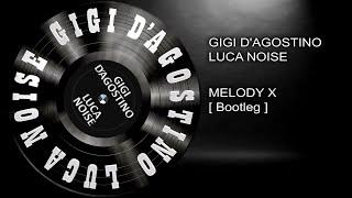 Musik-Video-Miniaturansicht zu Melody X feat. Luca Noise  Songtext von Gigi D'Agostino