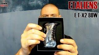 Elektronická cigareta / mod ETALIENS E.T-X2 80W (CZ)