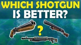 DOUBLE BARREL OR PUMP SHOTGUN? | DESTROYING PLAYERS | HIGH KILL FUNNY GAME -(Fortnite Battle Royale)