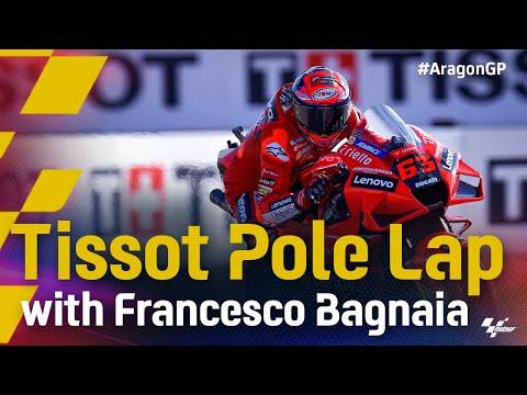 ポール・ポジション バニャイアのレコード更新ラップ動画 MotoGP 2021 第13戦アラゴンGP
