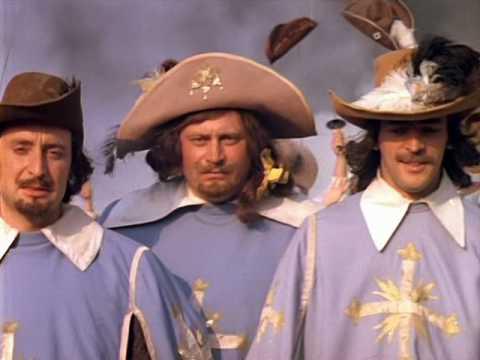 """Когда твой друг в крови... - """"Д'Артаньян и три мушкетёра"""""""