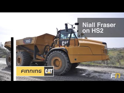 Earthworks delivery challenges of HS2