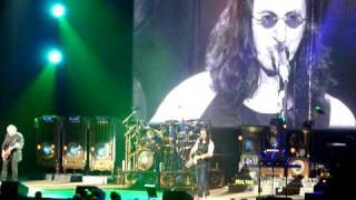 RUSH Presto Giant Center Hershey PA 4 9 11 live concert Video