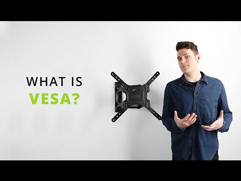 What is VESA? – How to Find the Right VESA Mount for Your TV