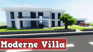 Minecraft Moderne Häuser Bauen Deutsch Gallery - Minecraft redstone hauser deutsch