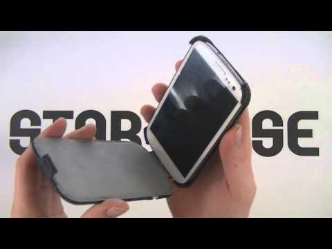 Wyjątkowe Jeansowe Etui Star-Case do Samsung i9300 Galaxy S3 na XGSM.PL