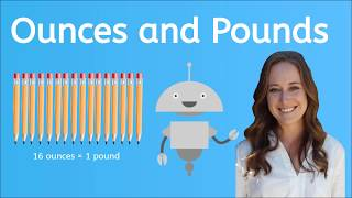 How to Measure Ounces and Pounds