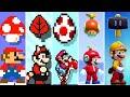 Super Mario Maker 2 All Mario Power ups