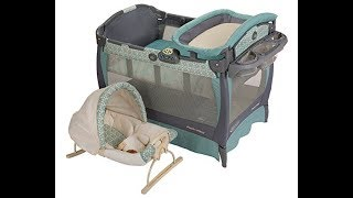Graco Pack 'n Play Playard With Cuddle Cove Rocking Seat