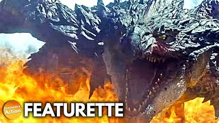 "MONSTER HUNTER (2020) ""Rathalos"" movie vs game Featurette"