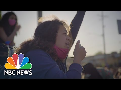 Fighting Against Racism And Systemic Oppression: A First-Time Protester Finds Her Voice | NBC News