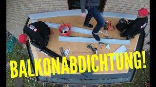 Dachdecker / Balkonabdichtung / Balcony waterproofing