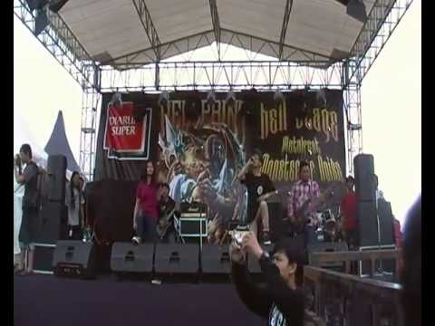 One Spirit For All - Braggart (live at Hellprint Metalfest - Monster Of Noise)