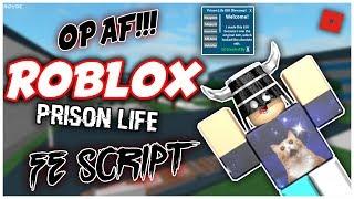 roblox hack prison life v2-0-2 scripts - Video vui nhộn