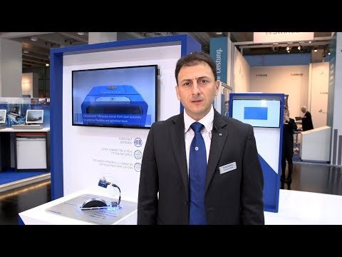 Datalogic LIVE @SPS IPC Drives 2018 | New MATRIX 220™