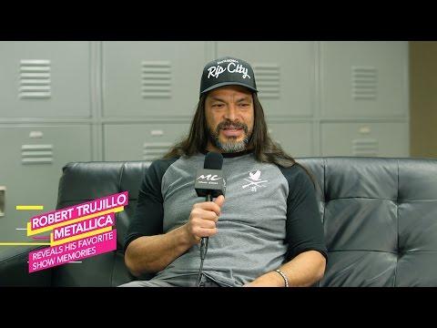 Metallica's Rob Trujillo Recalls His Favorite Memories