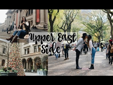 Video NYC GUIDE: UPPER EAST SIDE Manhattan   Our Favorite Places