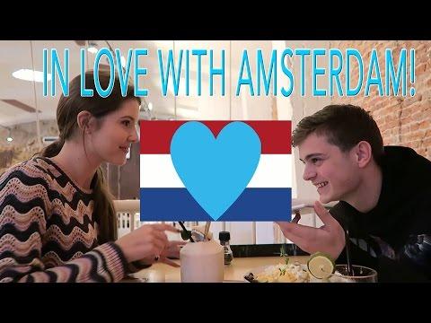 In love with Amsterdam! | Martin Garrix, Amanda Cerny, King Bach