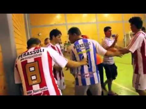 Jogador agride árbitro durante jogo em Bandeirante