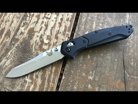 The Benchmade 940-2 Pocketknife: A Quick Shabazz Review