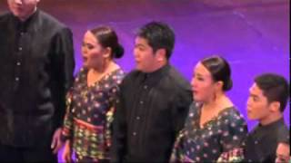 William Tell Overture - Philippine Madrigal Singers (Tabernacle on Temple Square)