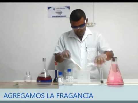 TULUA QUIMICOS - COMO PREPARAR AMBIENTADOR EN SPRAY