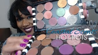 Coastal Scents Hot Pots