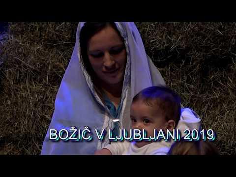 VABILO BOŽIČ V LJUBLJANI 2019
