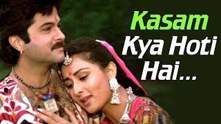 Kasam Kya Hoti Hai (HD) - Kasam Song - Anil Kapoor - Poonam Dhillon - 80