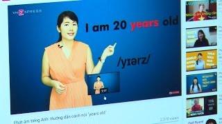 Cô giáo trẻ làm video dạy tiếng Anh miễn phí cho cộng đồng