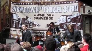 Boxer Rebellion - Evacuate at SXSW 2010