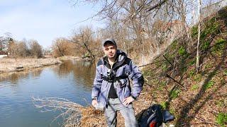 Рыбалка со спиннингом в брянской области 2020