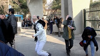 Iran demonstrations are 'going to fail' – fmr Pentagon official
