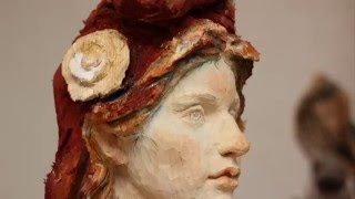 JürgenLingl-RebetezTimelapsSculpture-Réalisationd'uneMarianne-Timelapse