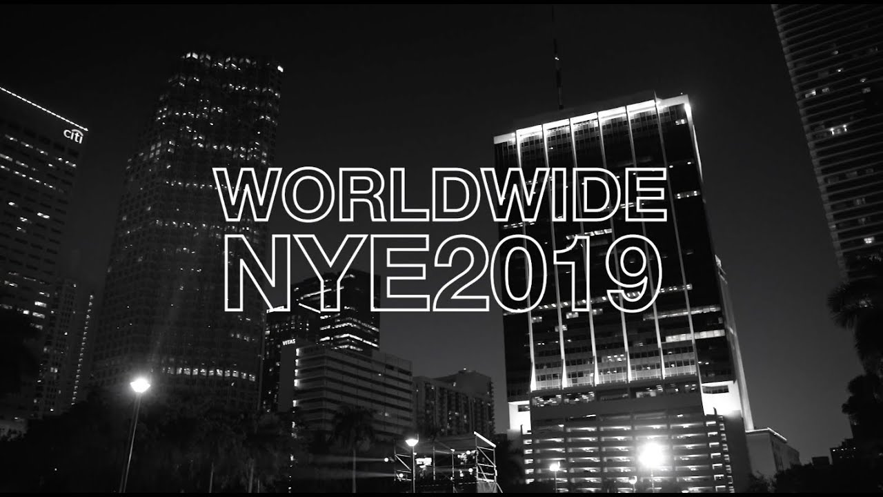 Worldwide New Year's Eve VIP Food & Wine Party with Pitbull