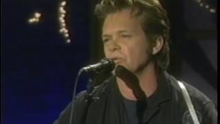 "John Mellencamp - Solo Acoustic ""Freedom's Road"" - Live on Late Night TV 2007"
