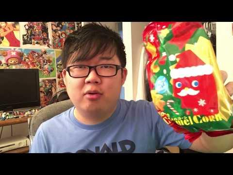 Let's Eat Japanese Snacks (Japan Crate December 2017)