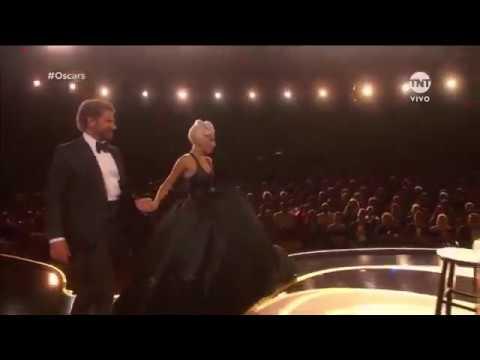 Lady Gaga, Bradley Cooper - SHALLOW (live at Oscar 2019)