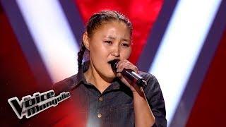 "Buren-Ireedui.G - ""Ori zaluu nas"" - Blind Audition - The Voice of Mongolia 2018"