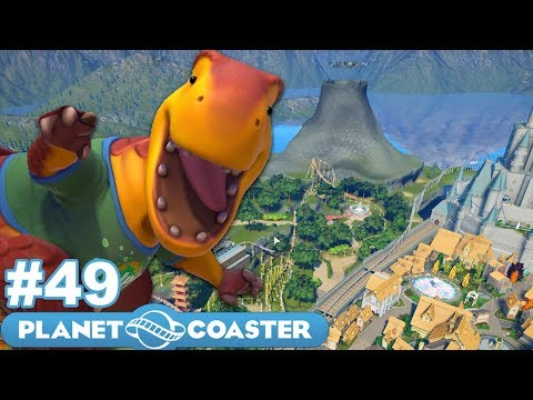 Let's Build the Ultimate Theme Park! - Planet Coaster - Part 49 (Finishing the Checklist)