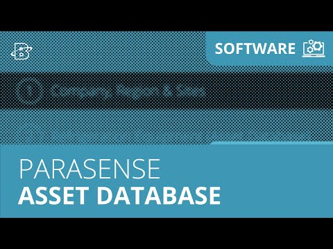 Parasense | Asset Database & Company Structure