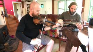 Fergal Scahills Fiddle Tune A Day 2017 - Day 132 - Her Long Dark Hair Flowing Down Her Back