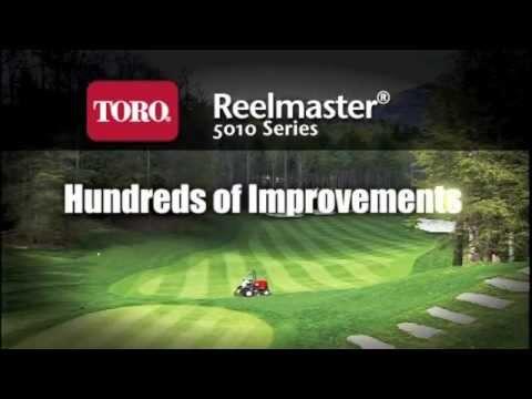 Reelmaster® 5010 Series