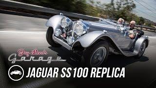 Jaguar SS100 1937 Replica - Jay Leno's Garage