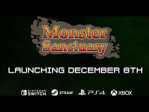 Monster Sanctuary Console & Release Announcement Trailer! de Monster Sanctuary